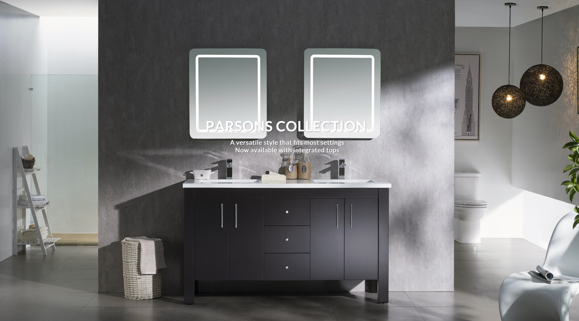 Bathroom Vanities | Parsons