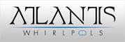 Atlantis whirpool brand logo