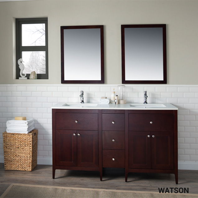 Modern Bathroom Vanity Sink modern bathroom vanities, cabinets & faucets | bathroom place miami